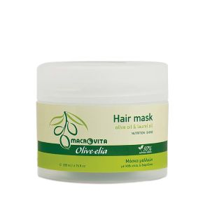 Hair Care Macrovita Olivelia Hair Mask