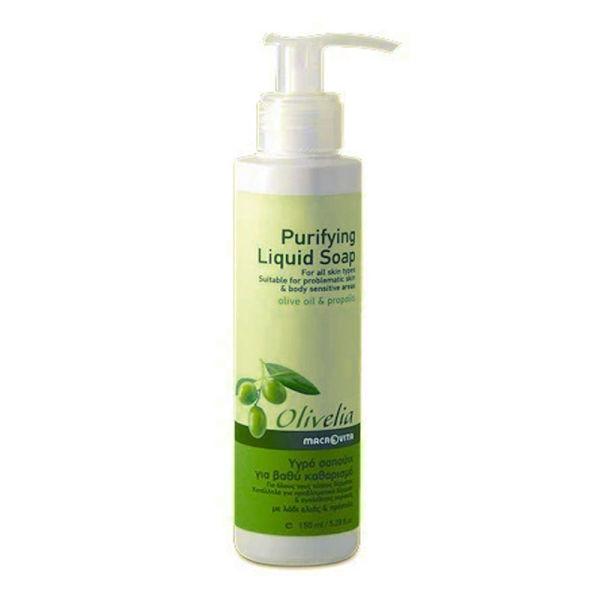 Face Care Macrovita Olivelia Purifying Liquid Soap