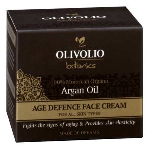 Face Care Olivolio Argan Age Defense Face Cream