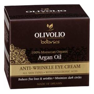 Eye Care Olivolio Argan Anti-wrinkle Eye Cream
