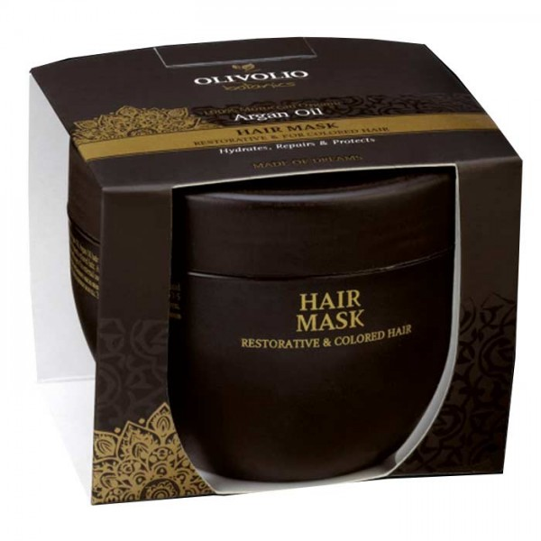 Hair Care Olivolio Argan Hair Mask Restorative