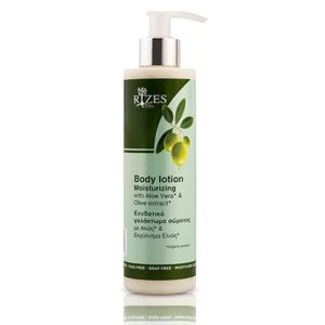 Body Care Rizes Crete Moisturizing Body Lotion with Aloe Vera* & Olive Extract*