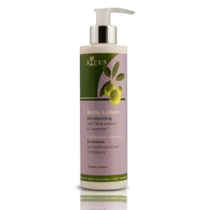 Body Care Rizes Crete Moisturizing Body Lotion with Olive Oil & Lavender