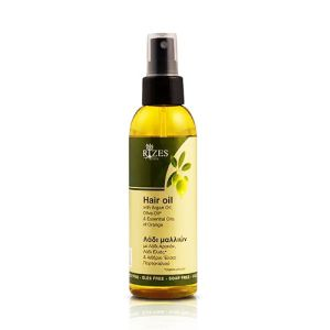 Hair Care Rizes Crete Hair oil with Argan Oil, Olive Oil & Essential Lavender  Oils