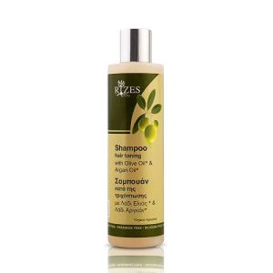 Hair Care Rizes Crete Hair Toning Shampoo with Olive Oil* & Argan Oil*