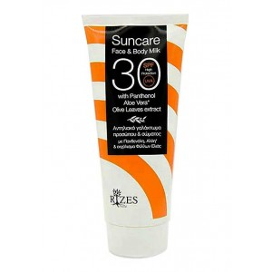 Sun Care Rizes Crete Sunscreen Milk for Face & Body SPF 30