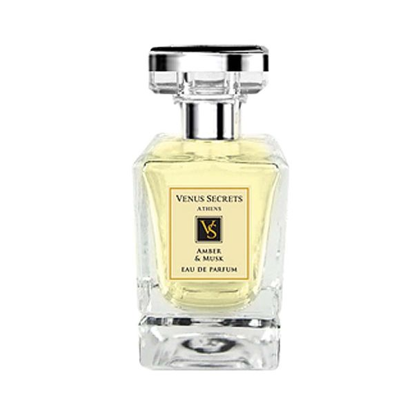 Perfume Venus Secrets Eau De Parfum Amber & Musk 50ml