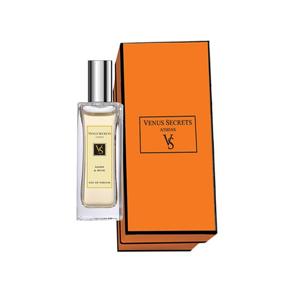 Perfume Venus Secrets Eau De Parfum Amber & Musk