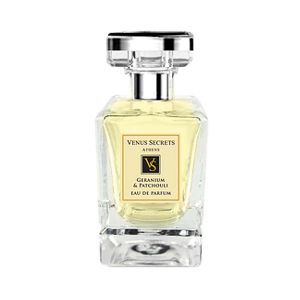 Άρωμα Venus Secrets Eau De Parfum Geranium & Patsouli 50ml