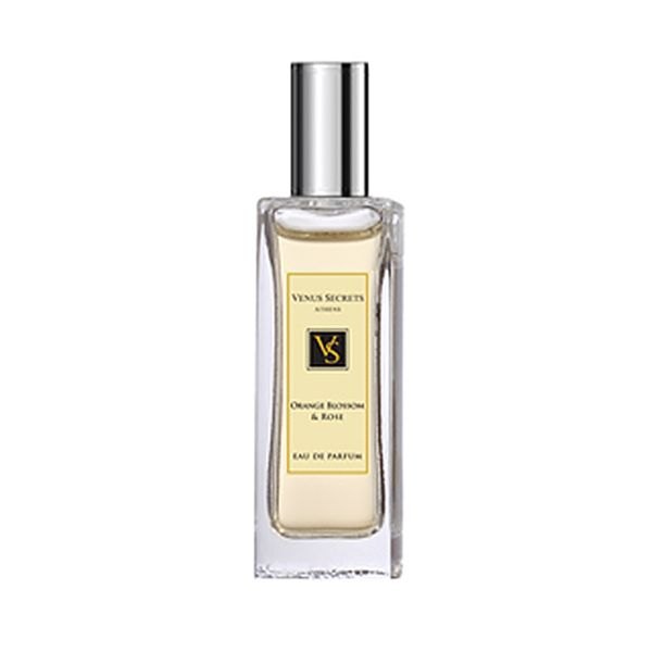 Perfume Venus Secrets Eau De Parfum Orange Blossom & Rose