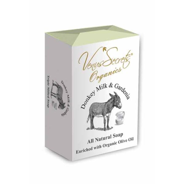 Regular Soap Venus Secrets Donkey Milk & Gardenia Soap