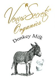 Body Care Venus Secrets Donkey Milk & Aloe Vera Shower Gel