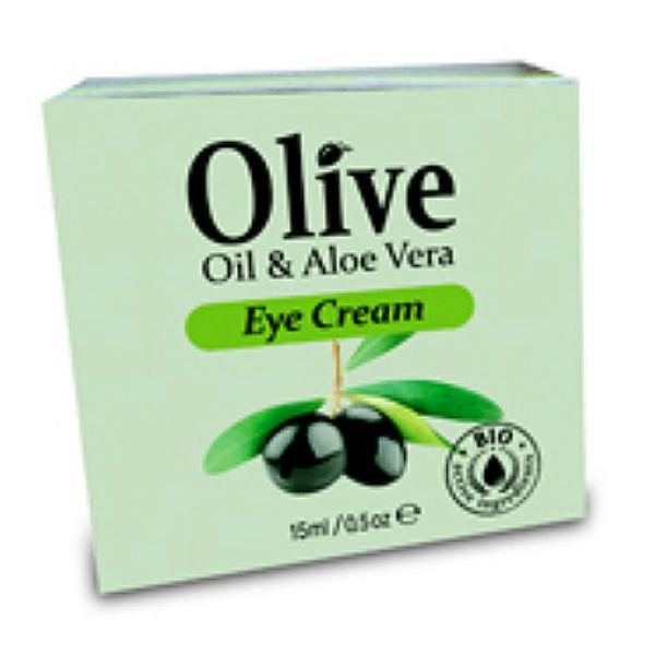 Περιποίηση Προσώπου HerbOlive Κρέμα Ματιών