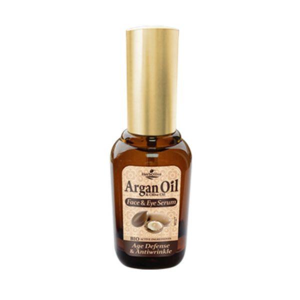 Eye Care HerbOlive Argan Face & Eye Serum Age Defence