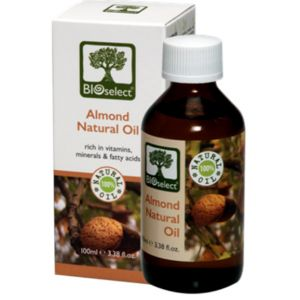 Bath & Spa Care BIOselect Natural Almond Oil
