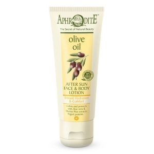 After Sun Care Aphrodite  After Sun Face & Body Lotion
