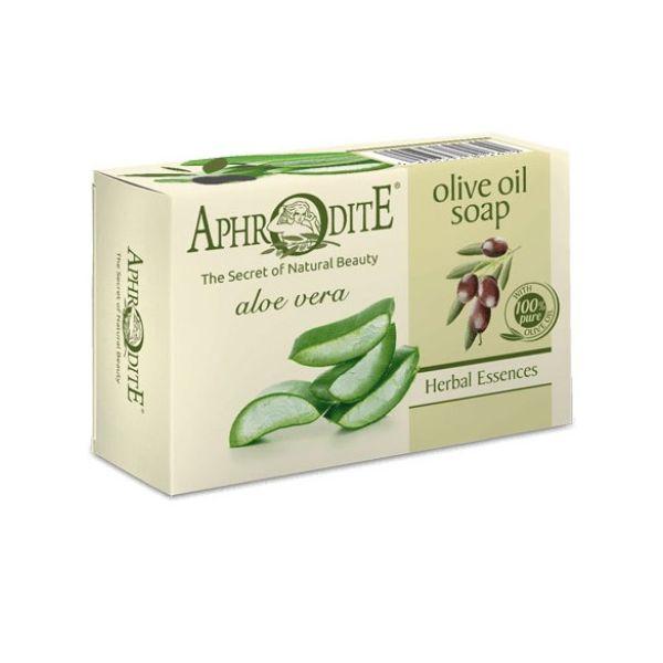 Regular Soap Aphrodite Olive Oil Soap with Aloe Vera