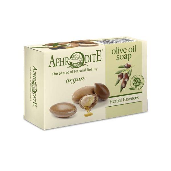 Regular Soap Aphrodite Olive Oil Soap with Argan