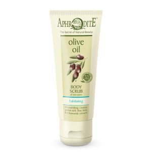 Body Care Aphrodite Olive Oil Body Scrub