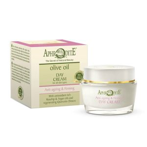 Anti-Wrinkle Cream Aphrodite Olive Oil Anti-Ageing & Firming Day Cream