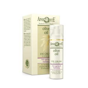 Eye Care Aphrodite Olive Oil Anti-Ageing & Hydrating Eye Cream