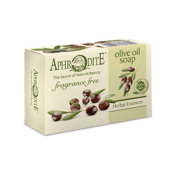 Regular Soap Aphrodite Olive Oil Soap Fragrance Free
