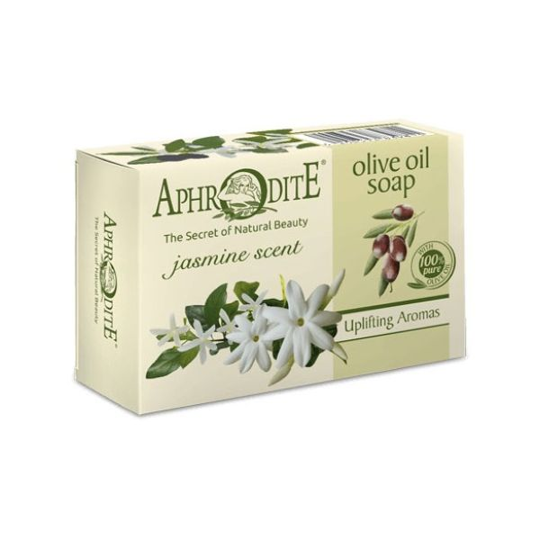 Regular Soap Aphrodite Olive Oil Soap with Jasmine