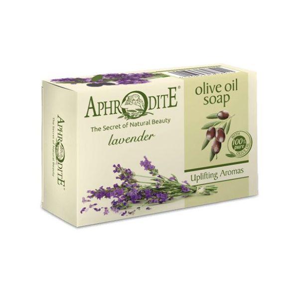Regular Soap Aphrodite Olive Oil Soap with Lavender