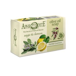 Regular Soap Aphrodite Olive Oil Soap with Lemon & Sage Oils