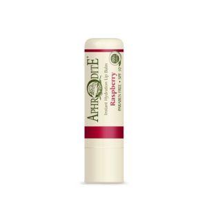 Face Care Aphrodite Olive Oil Rasberry Lip Balm