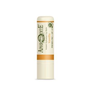 Face Care Aphrodite Olive Oil Vanilla Lip Balm