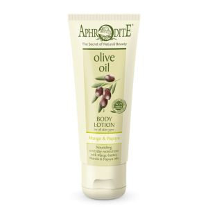 Body Care Aphrodite Olive Oil Body Lotion Mango & Papaya