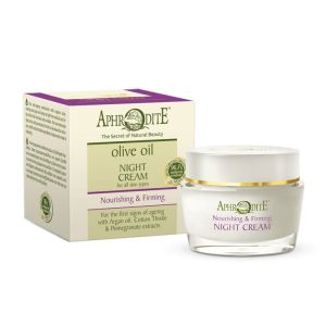 Face Care Aphrodite Olive Oil Nourishing & Firming Night Cream