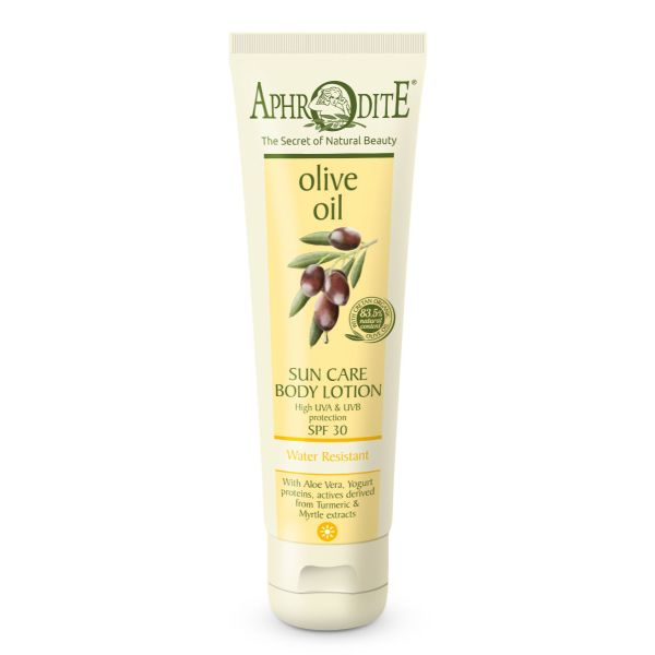 Sun Care Aphrodite Sun Care Body Lotion SPF 30 Water Resistant