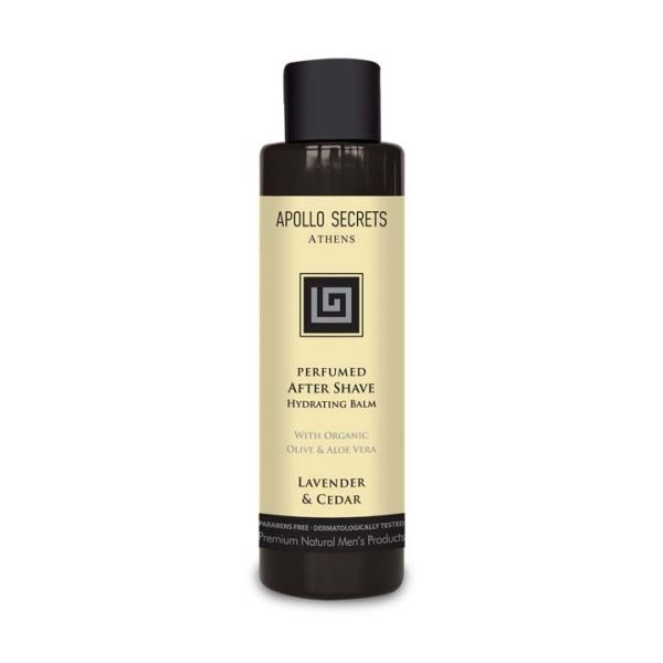 Men Care Apollo Secrets Perfumed After Shave Lavender & Cedar