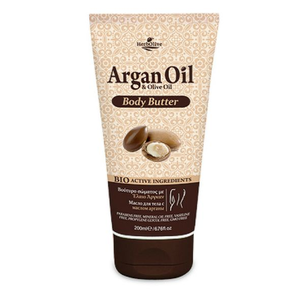 Body Butter HerbOlive Argan Body Butter