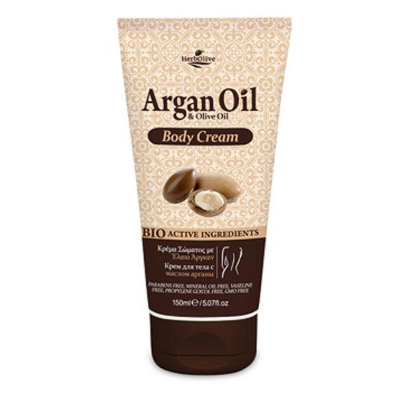Body Care HerbOlive Argan Body Cream