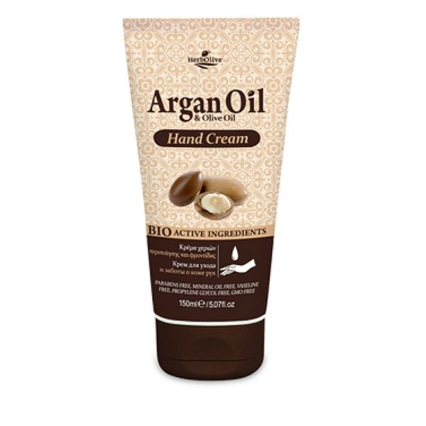 Hand Cream HerbOlive Argan Hand Cream