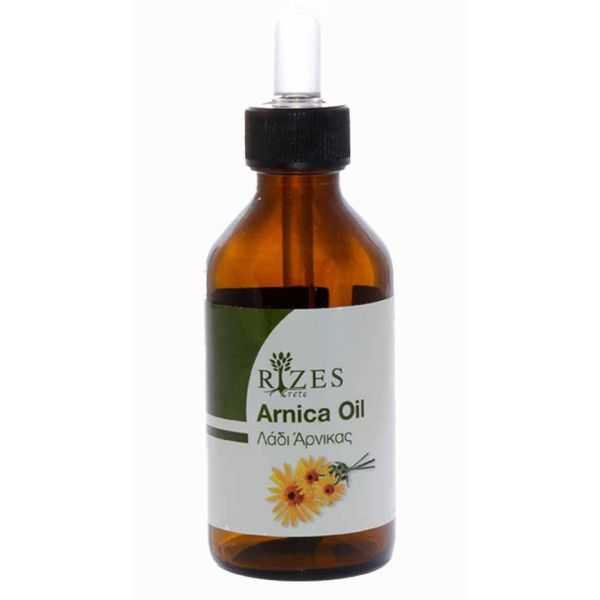 Bath & Spa Care Rizes Crete Arnica Oil