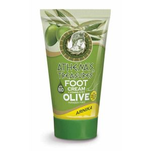 Foot Cream Athena's Treasures Foot Cream Arnika