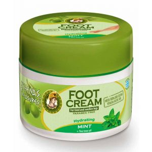 Foot Cream Athena's Treasures Foot Cream with Mint