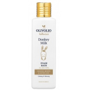 Bath & Spa Care Olivolio Donkey Milk Foam Bath