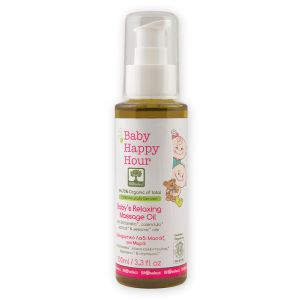 Babies & Kids Care Bioselect Baby's Relaxing Massage Oil