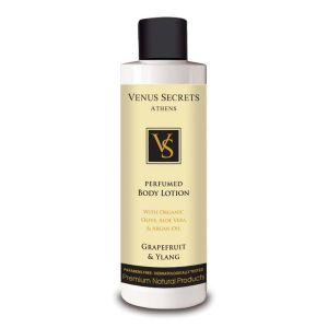 Body Care Venus Secrets Perfumed Body Lotion Grapefruit & Ylang
