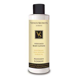 Perfume Venus Secrets Perfumed Body Lotion Mandarin & Jasmin