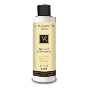 Άρωμα Venus Secrets Αρωματισμένη Λοσιόν Peach Vetiver & Iris