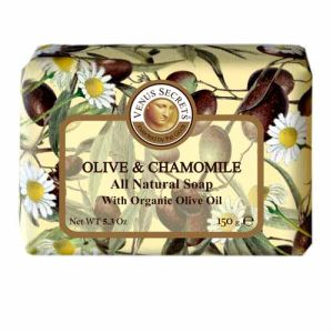 Regular Soap Venus Secrets Triple-Milled Soap Olive & Chamomile (Wrapped)