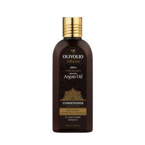 Mαλακτική Κρέμα Olivolio Αργκάν Μαλακτική Κρέμα για Όλους τους Τύπους Μαλλιών