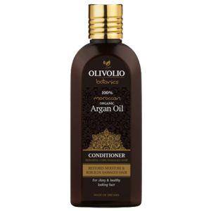 Mαλακτική Κρέμα Olivolio Αργκάν Μαλακτική Κρέμα για Ξηρά / Ταλαιπωρημένα Μαλλιά