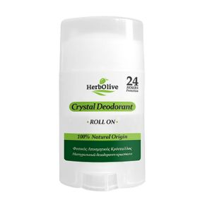 Body Care HerbOlive Body Deodorant Crystal Roll On